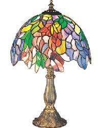 Tiffany Laburnum Accent Lamp by