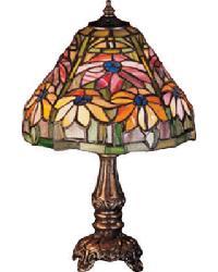 Poinsetta Mini Lamp by