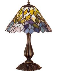 Wisteria Accent Lamp by