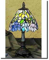 Wisteria Mini Lamp by