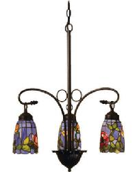 Rosebush Chandelier by
