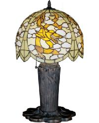 Chinese Dragon Table Lamp by