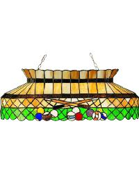 Green Billiards Light by