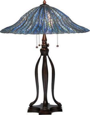 Meyda Tiffany Tiffany Lotus Leaf Table Lamp  Search Results