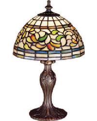 Turning Leaf Mini Lamp by