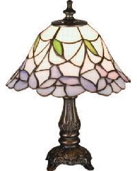 Daffodil Bell Mini Lamp by