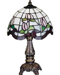 Roseborder Mini Lamp by