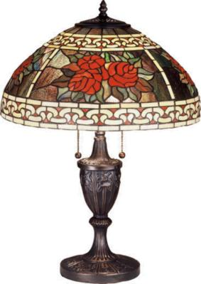 Meyda Tiffany Roses and Scrolls Table Lamp  Search Results