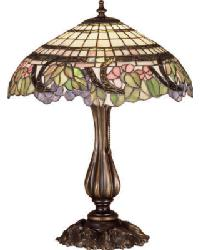Handel Grapevine Table Lamp by