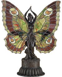 Butterfly Lady Lamp by