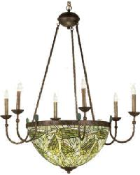 Lotus Chandelier by