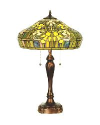 Tiffany Jonquil Table Lamp by