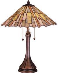 Jadestone Delta Table Lamp by