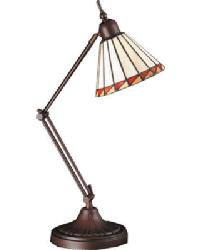 Prairie Mission Desk Lamp by
