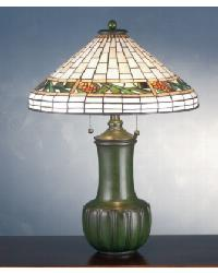 Bungalow Pine Cone Table Lamp by