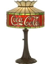 Coca-Cola Accent Lamp by