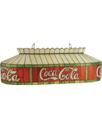 Coca-Cola Oblong Pendant by