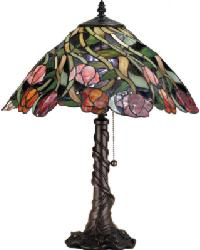 Spiral Tulip Table Lamp by