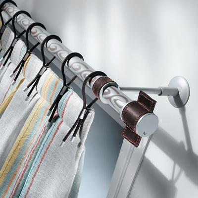 Casa Valentina Wendy Finial Set  Modern Curtain Rods