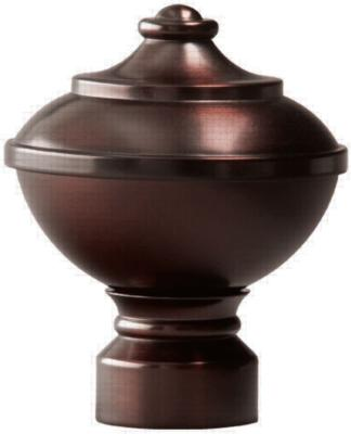Finestra Urn                                               Shown in Oil Rubbed Bronze Search Results