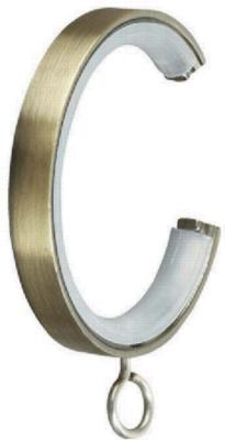 Finestra C-Ring with Eyelet Antique Brass Search Results