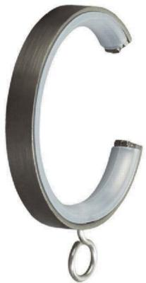 Finestra C-Ring with Eyelet Brushed Black Nickel Search Results