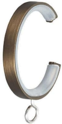 Finestra C-Ring with Eyelet Brushed Bronze Search Results
