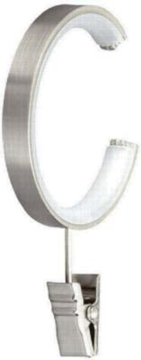 Finestra C-Ring with Clip Brushed Nickel Search Results