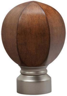 Finestra Carved Facet Ball                  PE Satin Nickel Search Results
