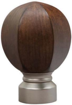 Finestra Carved Facet Ball                  WA Satin Nickel Search Results