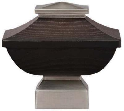 Finestra Craftsman Wood Square    ES Brushed Nickel Search Results