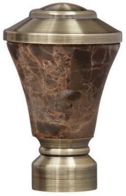 Finestra Fluted Stone Trumpet                 Antique Brass Search Results