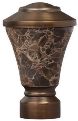 Finestra Fluted Stone Trumpet                 Brushed Bronze Search Results