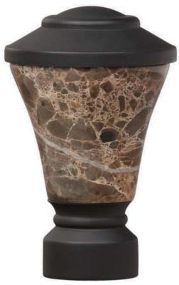Finestra Fluted Stone Trumpet                 Matte Black Search Results