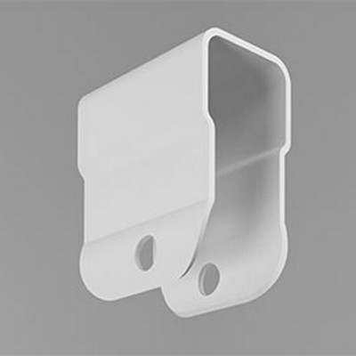 InPro Corp Spring Clip White Search Results