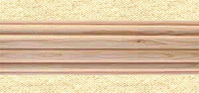 LJB 2in Dia. Reeded Wood Pole - 12ft UNFINISHED Unfinished Search Results