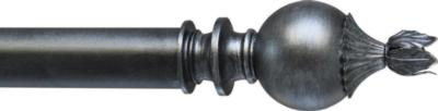 Ona Drapery Hardware Cantebury Finial Shown in Pewter Search Results