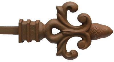 Ona Drapery Hardware Etruscan Shown in Havannah Search Results