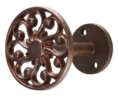 Ona Drapery Hardware Rosette Post  Search Results