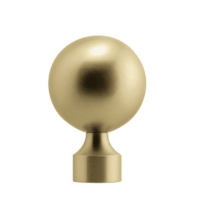 Vesta Finial ARCADIA Brushed Brass Search Results