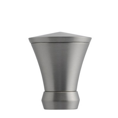 Vesta Finial CHALICE Brushed Nickel Search Results