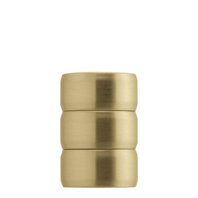 Vesta Finial ROLLER Brushed Brass Search Results