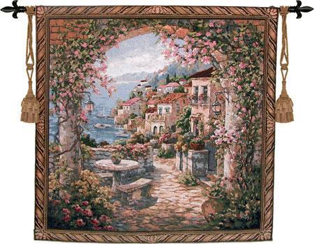 Fine Art Tapestries Seaview Hideaway II  Search Results
