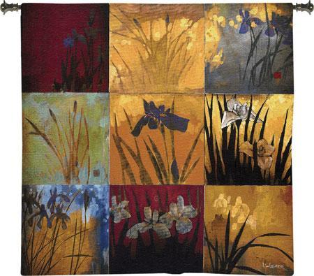 Fine Art Tapestries Iris Nine Patch II  Search Results