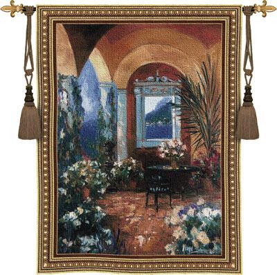 Fine Art Tapestries The Veranda  Search Results