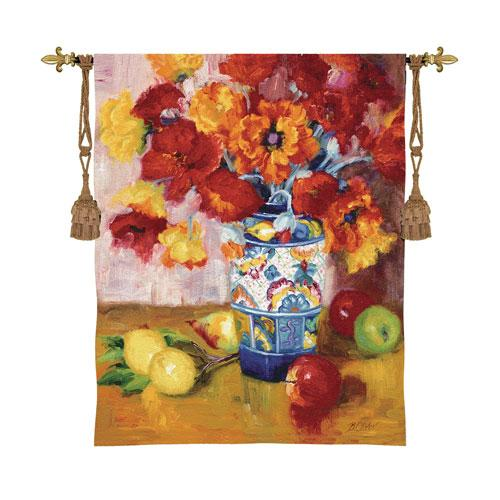 Fine Art Tapestries Poppies Galore  Search Results