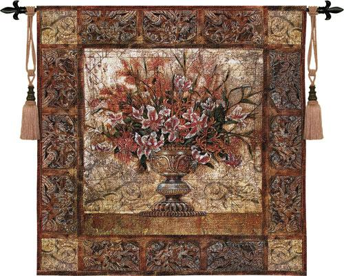 Fine Art Tapestries Floral Tapestry  Search Results