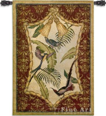 Fine Art Tapestries Aviary I Wall Tapestry  Search Results