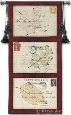 Fine Art Tapestries Leaf Envelopes  Search Results