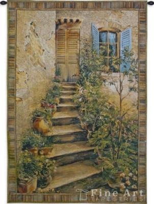 Fine Art Tapestries Tuscan Villa II Wall Tapestry  Search Results